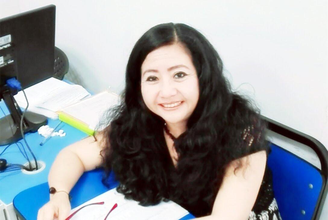 Mg. Fanny Wong Miñán